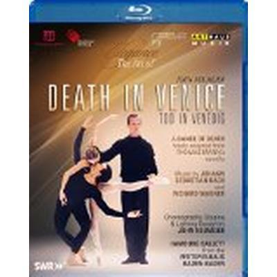 Bach/Wagner:Death In Venice [Lloyd Riggins; Laura Cazzaniga; Ivan Urban; Helene Bouchet; Elizabeth Cooper,John Neumeier] [ARTHAUS : 109275] [Blu-ray]